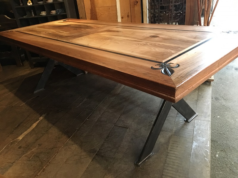 Iron tables